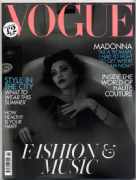 VOGUE (BRITISH) - UK MAGAZINE (JUNE 2019)